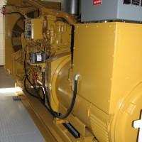 Generator Container Inside