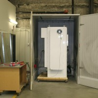 Testing – VFD in Heat Chamber