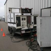 Testing – Generator and Load Bank