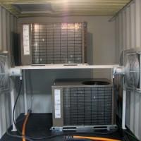 Container VFD/DOL Skid AC