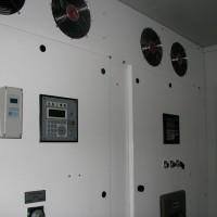 Container VFD/DOL Skid Control Room