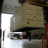 Container Control Room Skid