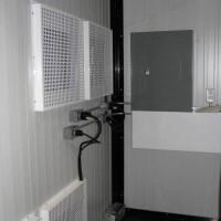 CR Skid Air Conditioning & Utils