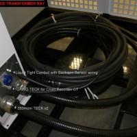 CR Skid Prep for Transformer