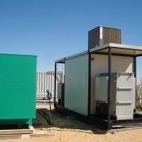 Control Room Skid & Generator