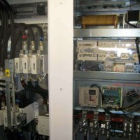 Typical Control Room VFD & Bypass Components