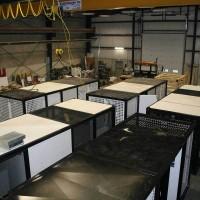SUBCOE CR Skid Manufacture