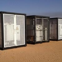 SUBCOE Desert Skid Systems