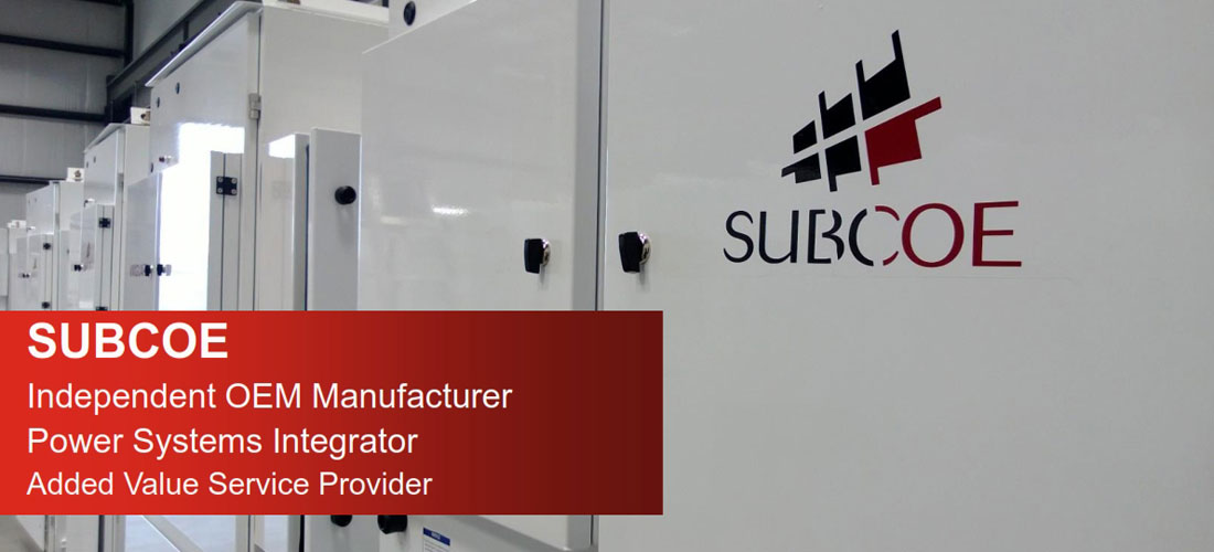Subcoe Independent OEM Manufacturer